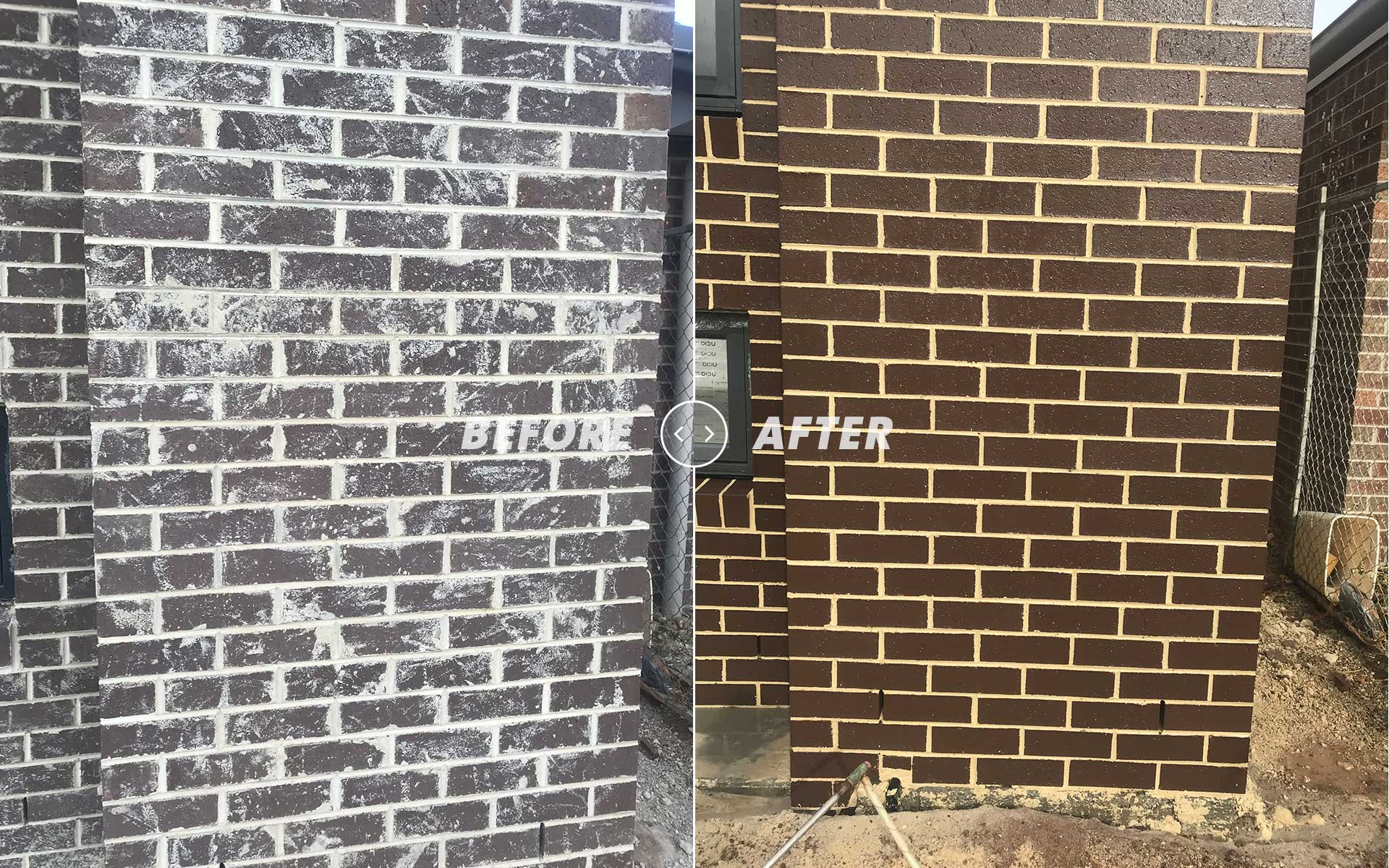 Rapid Jet pressure cleaning